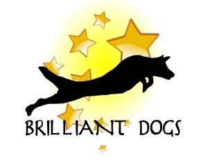 Brilliant Dogs Logo Cut